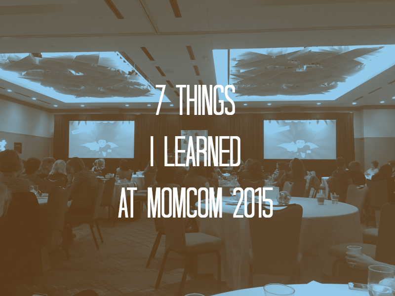 MomCom Austin 2015
